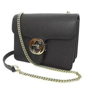 8750d4e09c0 Gucci Bags - Gucci Icon Chain Wallet Crossbody